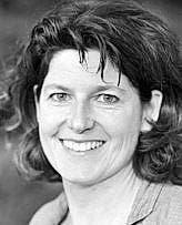 Andrea Hornstein 1966 Geschäftsleiterin Spitex