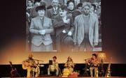 Die Chocolate Howlers machen im Kino City Musik zu Stummfilmen mit Charlie Chaplin. (Bild: Kathrin Meier-Gross)