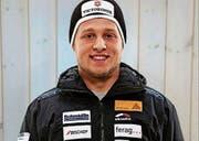Marco Tanner ist trotz (vorläufig) geplatztem Olympia-Traum mit seiner Entwicklung als Bob-Anschieber sehr zufrieden. In einer Woche startet er an der Junioren-WM. (Bild: pd)