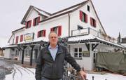 Die Arcon Handels AG von Peter Frei ist die neue Besitzerin des Restaurants Freihof in Widnau. (Bild: Susi Miara)