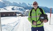 Paul Krähemann ist einer der fünf Anwärter auf den Titel des «Samariter des Jahres», welcher vom Samariterverband St. Gallen-Fürstentum Liechtenstein im März in Sennwald vergeben wird. (Bild: PD)
