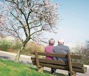 Die Liebe füreinander ist stärker als die Demenz. (Bild: Depositphotos: diego_cervo)
