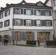 Neu befindet sich die «Denkbar» schräg vis-à-vis des Stadthauses im ehemaligen Besucherzentrum. (Bild: Elisabeth Reisp)
