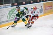 Der HC Thurgau gewinnt gegen den EHC Winterthur.