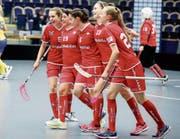 Die Schweizerinnen zählen an der U19-WM in St. Gallen und Herisau zu den Favoritinnen. (Bild: PD)