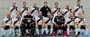 Die Herren II des UHC Nesslau Sharks sind mit ihren Leistungen nach den Spielen gegen Valendas und Mönchaltorf wieder etwas zufriedener. (Bild: PD)