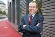 Johannes Rüegg-Stürm präsidiert den Verwaltungsrat von Raiffeisen Schweiz. (Bild: Tobias Siebrecht/PD)