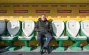 Noch immer gibt es beim FC St. Gallen keinen Nachfolger für den zurückgetretenen Sportchef Christian Stübi. (Bild: Urs Bucher (St. Gallen, 20. November 2016))