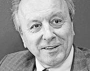Elmar Jud Verwaltungsratspräsident der Cityparking St. Gallen AG (Bild: Urs Bucher)