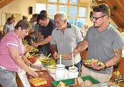 Die Politische Gemeinde Rüthi hat die Vereinsvertreter zur Vereinskonferenz mit anschliessendem Dankesanlass und Nachtessen eingeladen. (Bild: pd)