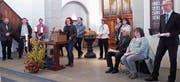 Die Kirchbürgerversammlung von evangelisch Balgach verlief ganz nach Plan. (Bild: pd)