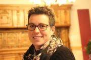 Petra Stump ist seit einem Jahr als Schulpräsidentin in Lichtensteig tätig. (Bild: Martin Knoepfel)