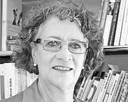 Kathrin Hilber Präsidentin Buchstadt St. Gallen (Bild: Quelle)