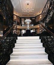 Blick ins Foyer.