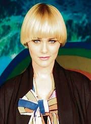 Sängerin Lára Rúnars. (Bild: pd)