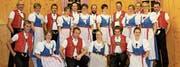 Alle zwei Jahre lädt die Trachtengruppe Bächli-Hemberg zur Unterhaltung ein. Der erste Anlass findet am Samstag, 27. Januar, in der Turnhalle Dreieggli statt. (Bild: PD)