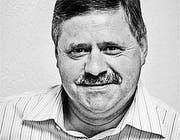 Paul Huber Gemeindepräsident Berg SG
