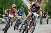 Mit dem zehnten Altstätter Bikerennen wird am Samstag die Ostschweizer Mountainbike-Saison abgeschlossen. (Bild: Archiv/uh)