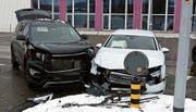Ein Missverständnis führte zum Unfall. (Bild: Kapo SG)