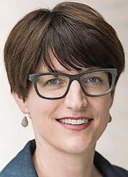 Brigitte Gübeli-Forrer aus Wil kandidiert für die CVP. (Bild: Kurt Zuberbuehler)