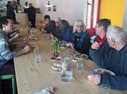 Jeden letzten Mittwoch im Monat wird im b-treff in Ebnat-Kappel ein Mittagstisch angeboten. (Bild: PD)
