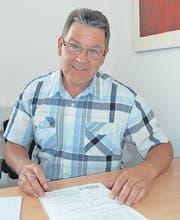 Roland Schleith, Leiter Regionale Arbeitsvermittlung Heerbrugg (RAV). (Bild: René Schneider)