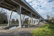 Ein Juwel der Brückenbaukunst von Robert Maillart: Felseggbrücke. (Bild: Hanspeter Schiess)