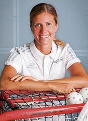 Die dreifache Weltmeisterin Linn Lundström geniesst ihre neue Rolle bei Waldkirch-St. Gallen. (Bild: PD)