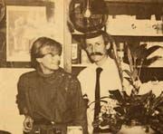 1983 zog das Ehepaar Schmidhauser in seinen neuen Salon. (Bild: PD)
