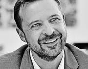 Roger Baumer Mitinhaber und Geschäftsleiter Hälg Building Services Group (Bild: pd)