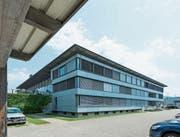 Das Verwaltungsgebäude der Gossauer Stadtwerke. (Bild: Hanspeter Schiess (7. Juli 2015))