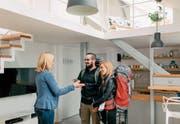 Einige Mieter nutzen Airbnb, um mit ihren Wohnungen Geschäfte zu machen. (Bild: Getty)