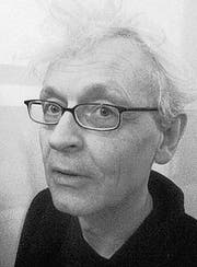 Historiker Peter Kamber. (Bild: Astrid Passin)