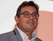 Jörg Hilber Referent (Bild: Ruben Schönenberger)