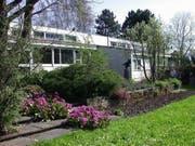 Wichtige Nachkriegsarchitektur: Die Villa Stoffel in Heerbrugg. (Bild: Schweizer Heimatschutz)