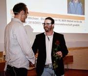 Gratulation zur Wahl: Thurbeck Roger Wichser ist neuer Kirchenvorsteher im Mittleren Toggenburg. (Bild: PD)