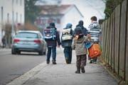 Auch im Toggenburg sind Kinder und Jugendliche stärker von Armut gefährdet. Die Sozialhilfequote der 0- bis 17-Jährigen beträgt 2016 im Thur- und Neckertal 3,5 Prozent. (Bild: Urs Bucher)