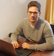 Andreas Tanner, Animationsfilmer. (Bild: PD)