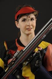 Myriam Brühwiler von den Sportschützen Gossau (Bild: PD)