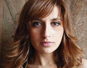 Die Italienerin Chiara Izzi singt morgen Dienstag mit ihrer Band in der Grabenhalle – mitspielen ist erlaubt und erwünscht. (Bild: PD)