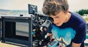Amerikanische Sportarten und das Filmen sind die Eckpfeiler in Alessio Borandos Leben. «Mich faszinieren 80er-Streifen. Sie haben noch einen anderen Wert als die Filme von heute.» (Bild: pd)
