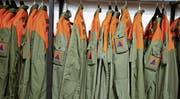 In Zukunft ziehen alle Toggenburger Zivilschützer ihre Uniform für dieselbe Zivilschutzorganisation an. (Bild: Nana do Carmo)