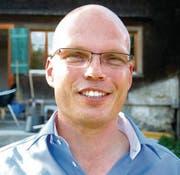 Vorstellen, nicht verstellen: Heinz Indermaur, CVP-Kandidat fürs Bernecker Gemeindepräsidium. (Bild: Claudio Donati)