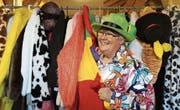 Bernadette Weishaupt ist die Herrin der Kostüme. Ihr Kostümverleih besteht seit knapp 20 Jahren. (Bilder: Angelina Donati)