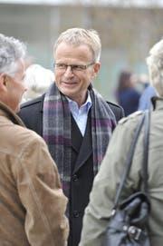 Tritt auf Ende 2018 zurück: der Wittenbacher Gemeindepräsident Fredi Widmer.