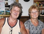 Albina Bürge und Partner Willi Christen führen seit 1998 das Dancing mit Hotelbetrieb.