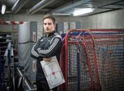 Der 25-jährige Lukas Studer steigt nach dieser Saison ins Berufsleben ein. (Bild: Ralph Ribi)