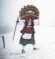 Da Silvester in diesem Jahr auf einen Sonntag fällt, sind die Chlausen-Schuppel bereits morgen Samstag unterwegs. (Bild: Gian Ehrenzeller)