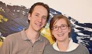Die Weltumsegler: Tom und Sandra Frank.