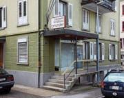So präsentiert sich die Bäckerei Gmünder an der Gerbestrasse seit ihrer Schliessung 1995. (Bild: Sammlung Reto Voneschen)